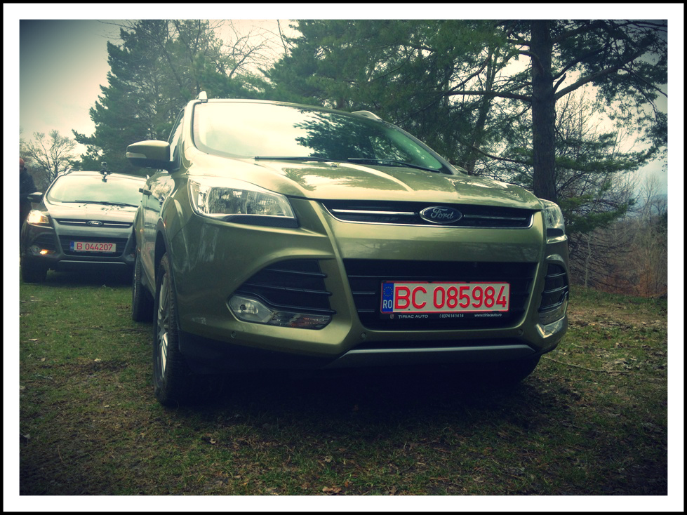 Noul Ford Kuga - 2 in 1