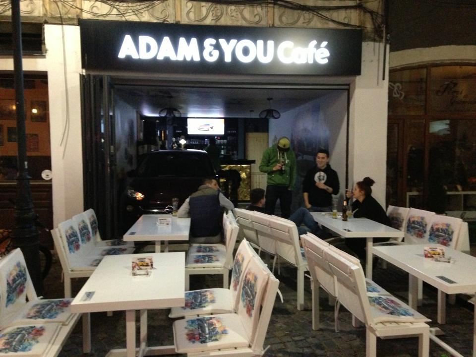 adam cafe centrul vechi