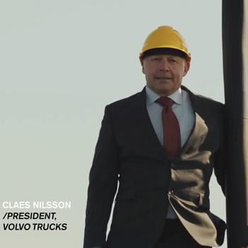 presedintele volvo trucks