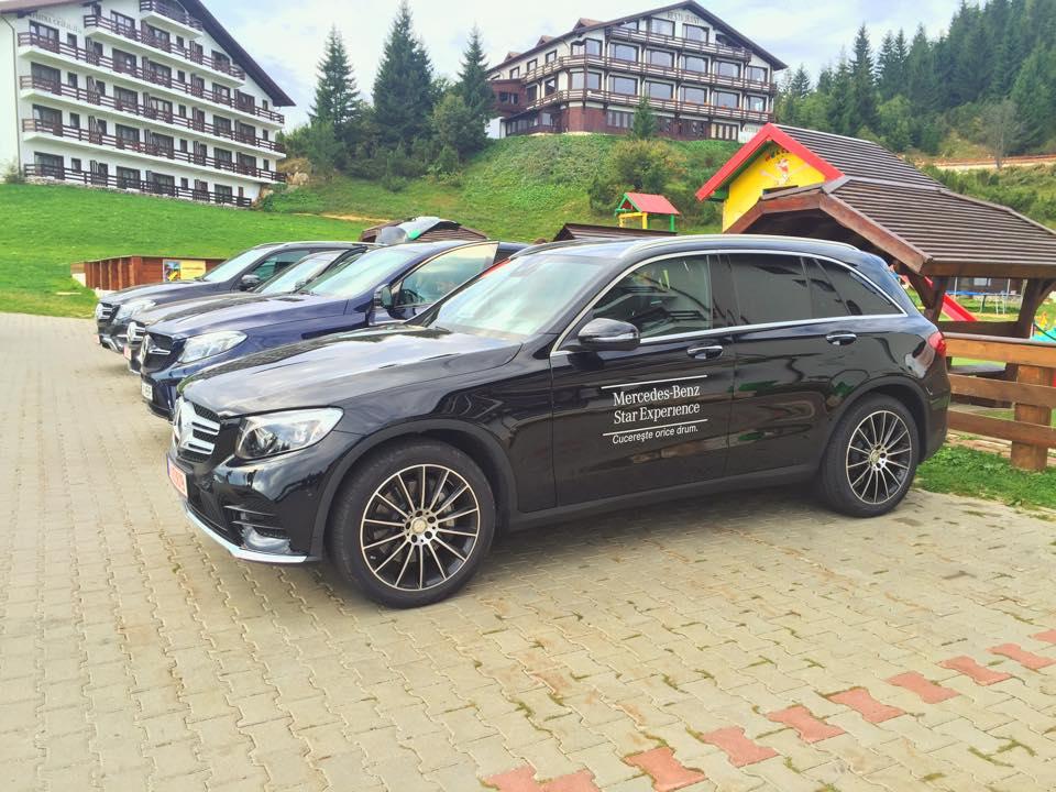 Mercedes-Benz-at-Cheile-Gradistei