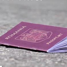 campanie angajare pasaport fals